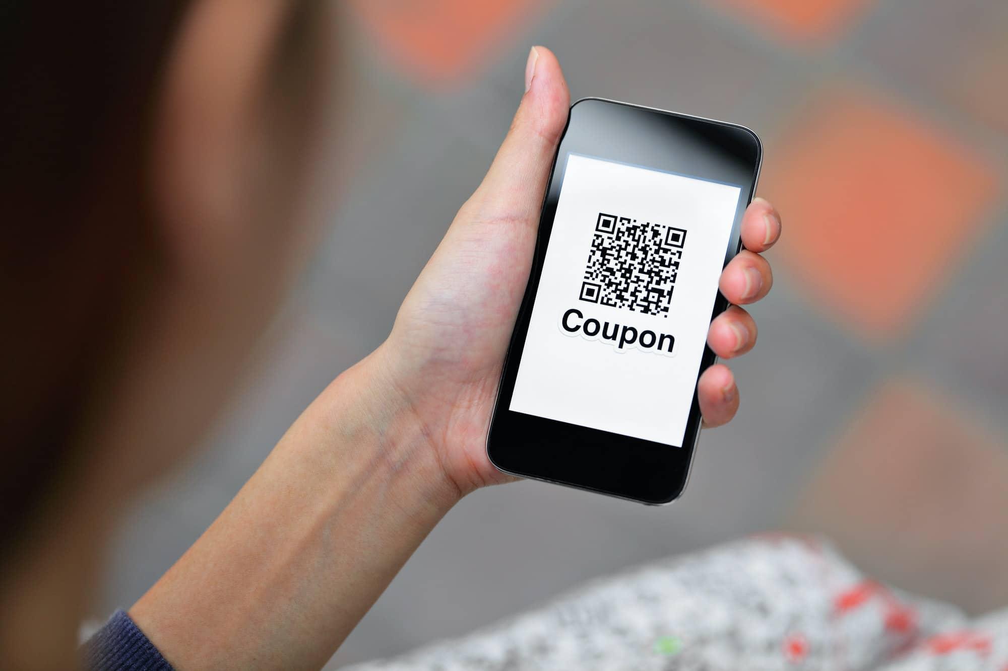 Coupon QR code Dove trovare coupon per la spesa